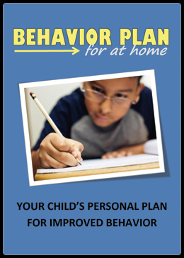 Child Behavior Plan