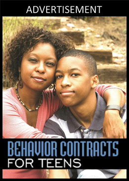 Teen Behavior Contracts